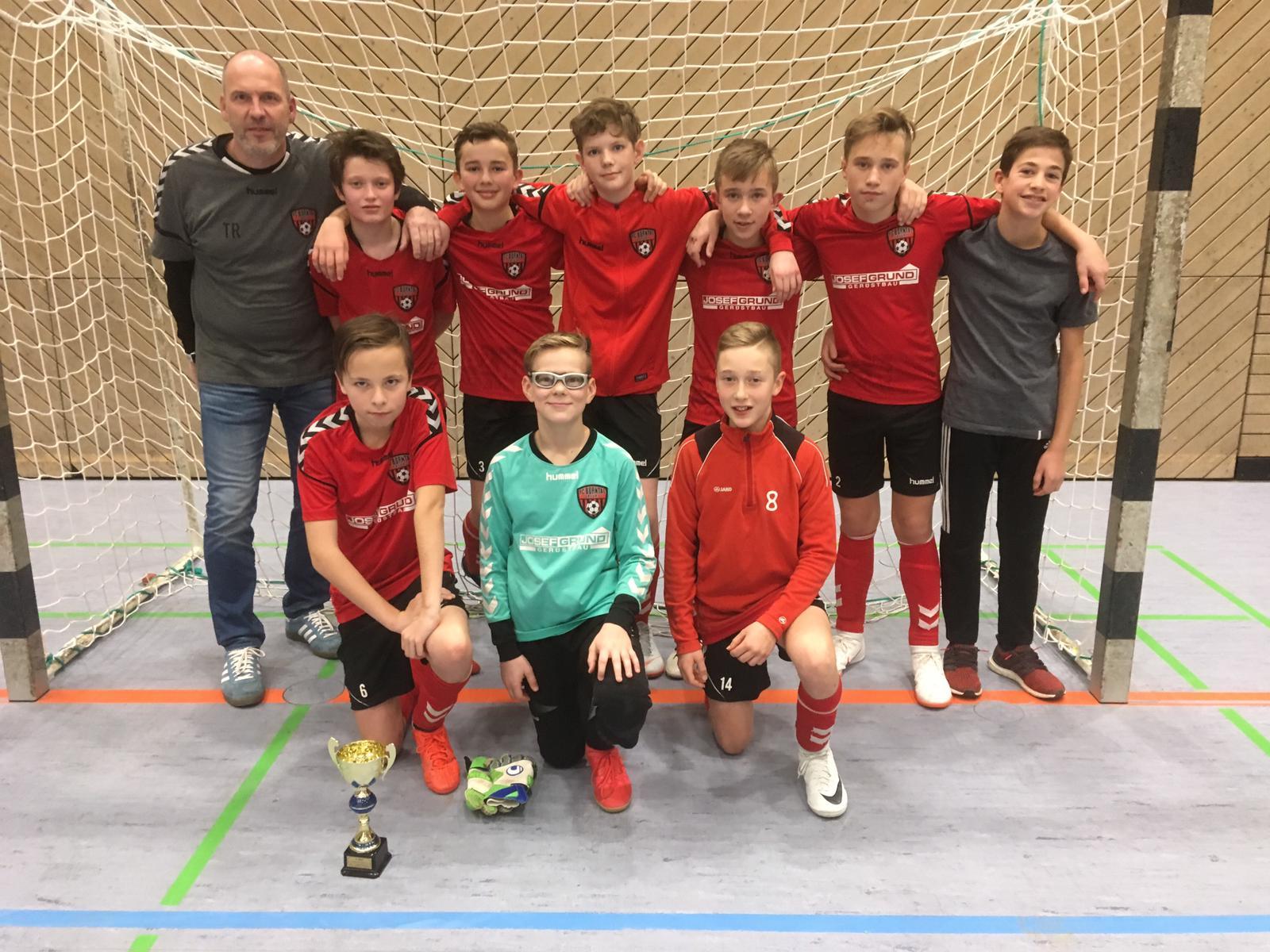 Leistungsvergleich Futsal Dessau