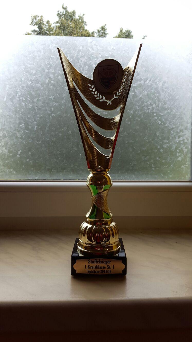 Pokal Aufstieg 2015/2016